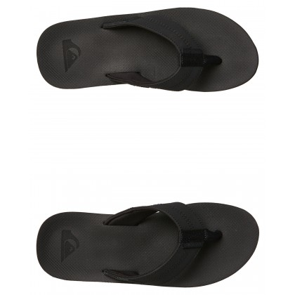 Mens Coastal Oasis Ii Black Black Brown