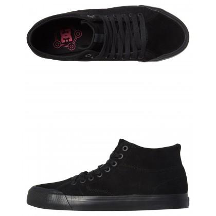 Mens Evan Smith Hi Zero Shoe Black Black
