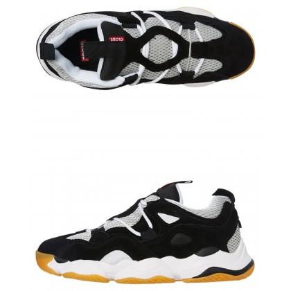 Womens Option Evo Shoe Black Grey