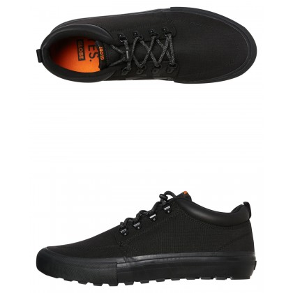 Chukka Apres Shoe Black