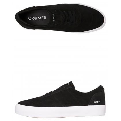 Cromer 2 Mens Shoe Black