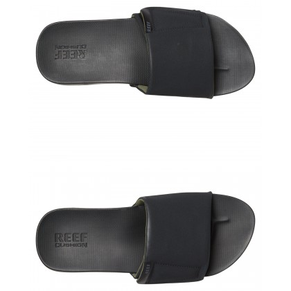 Mens Cushion Bounce Slide Black