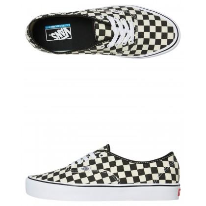 Mens Authentic Shoe Black