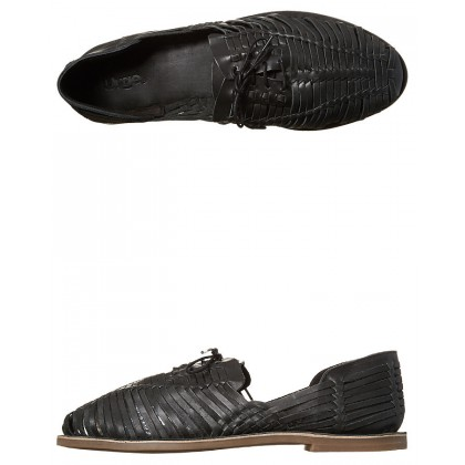 Mykonos Ii Shoe Black Oily