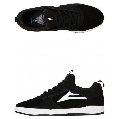 Proto Mens Shoe Black Suede