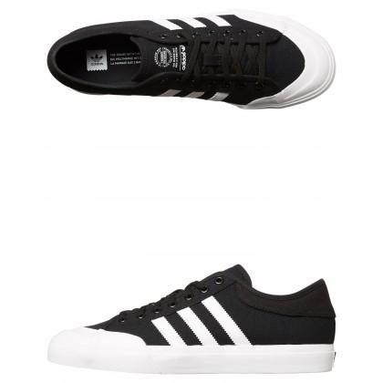 Mens Matchcourt Shoe Black White Black