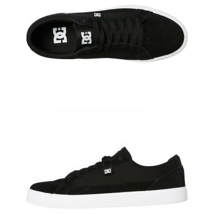 Lynnfield Shoe Black White