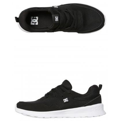 Mens Hartferd Shoe Black White