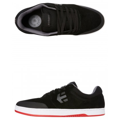 Marana Shoe Black White