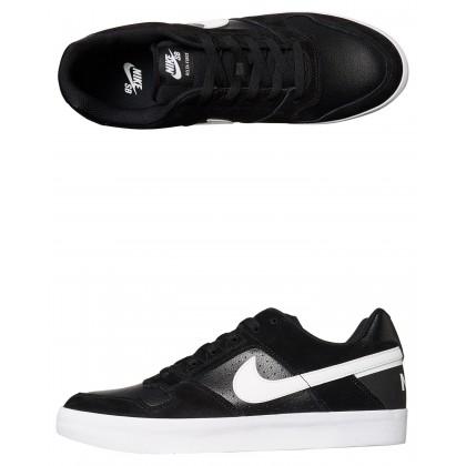 Sb Delta Force Vulc Shoe Black White