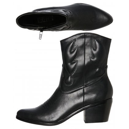 Womens Gibson Boot Black