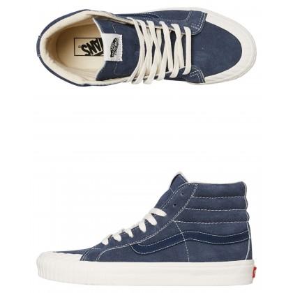 Sk8 Hi Reissue 138 Shoe Blue