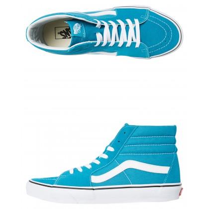 Womens Sk8 Hi Shoe Blue