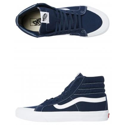 Womens Sk8 Hi Reissue Shoe Blue