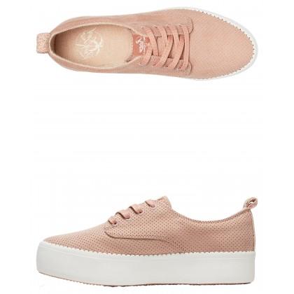 Womens Shaka Sneakers Blush