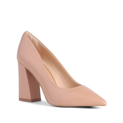 Boom - Nude Kid by Siren Shoes