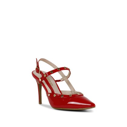 Brecken - Chilli Patent by Siren Shoes