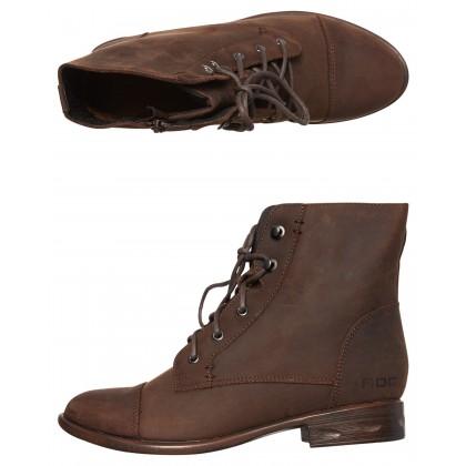 Womens Riff Boot Brown Buff