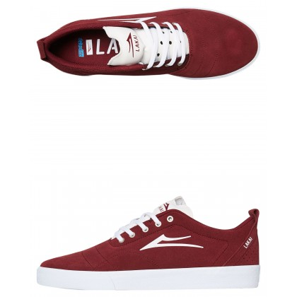 Bristol Shoe Burgundy