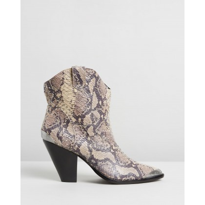 Outback Ankle Boots Kakadu Boo by Camilla