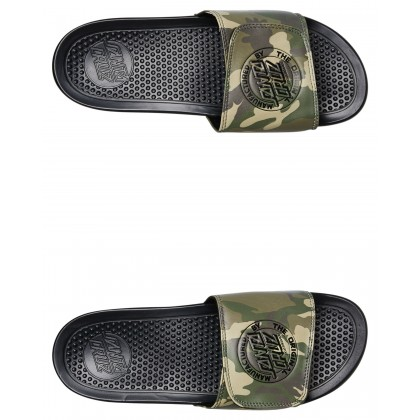 Original Dot Velcro Slides Camo