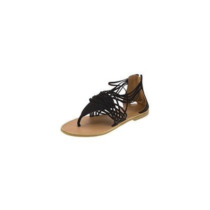 Addison Sandals in Black by Mooloola