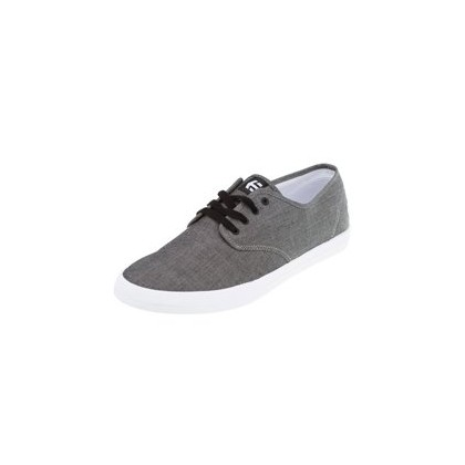 Brigade Shoes in Dark Grey/Black by Etnies