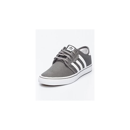 Womens Seeley Shoes in Ash/White by Adidas