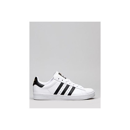 Womens Superstar Shoes in White/Black/White by Adidas