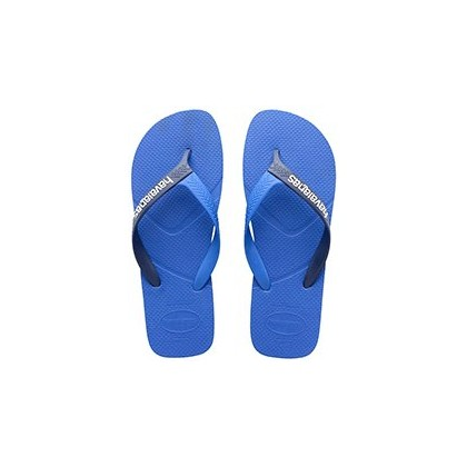 Casual Thongs in Blue Star by Havaianas