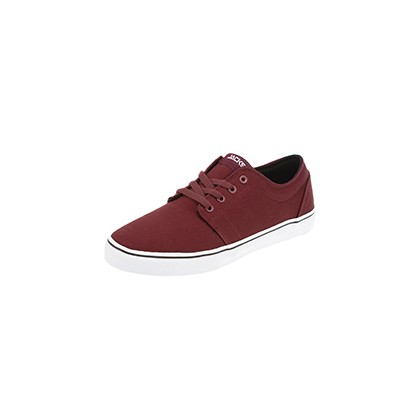 "Mens Slate Shoes in ""Port/Black""  by Jacks"