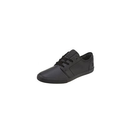 """Mens Fraley Bts Shoes in """"All Black""""  by Kustom"""