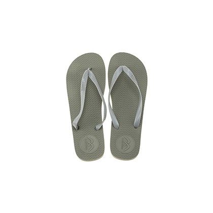 "Boomerang Thong Grey/blk in ""Grey/Black""  by Willi Clothing And Footwear"