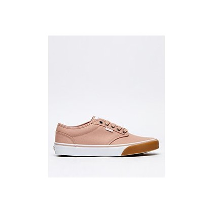 Atwood Gum Bumper Shoes in (Gumbumper) Mahogany Rose by Vans