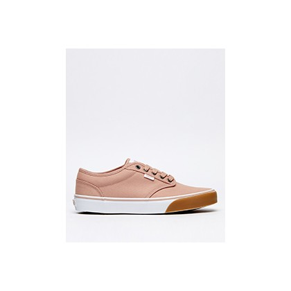 "Atwood Gum Bumper Shoes in ""(Gumbumper) Mahogany Rose""  by Vans"