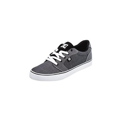 "Anvil TX SE Shoes in ""Black/Black/White""  by DC Shoes"
