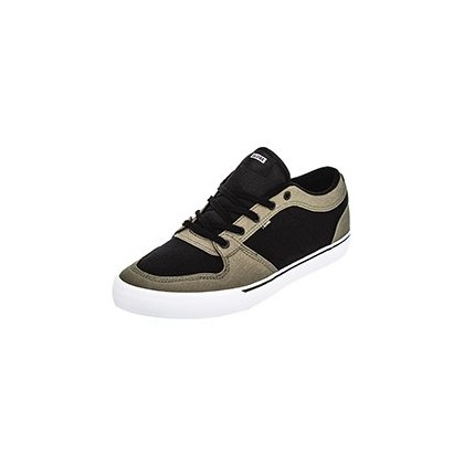 Newhaven Shoes in Olive/Black by Globe
