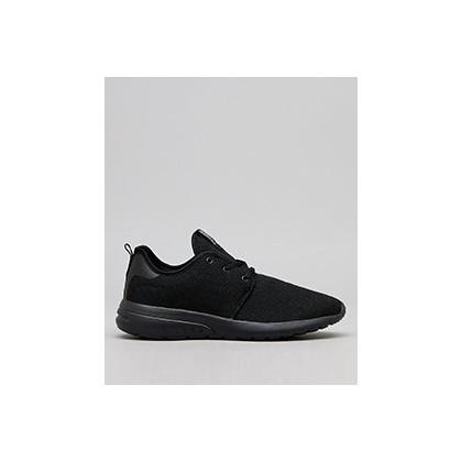 Bristol Shoes in Black/Black/Black by Lucid