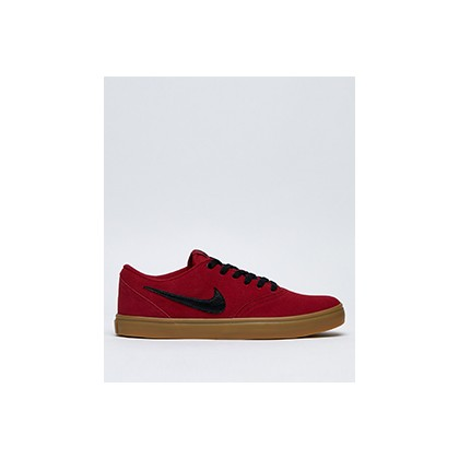 "Check Shoes in ""Red/Black/Gum""  by Nike"