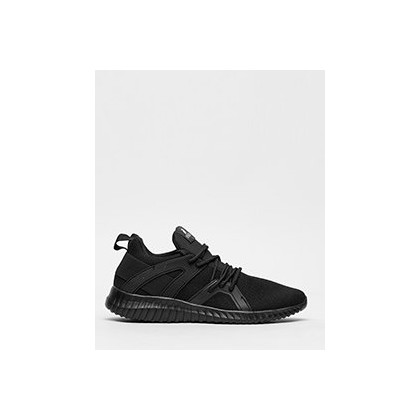 Syndicate Shoes in Black/Black by Sparta