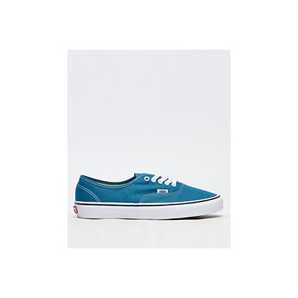 Authentic Shoes in Corsair/True White by Vans