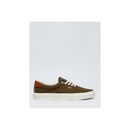 Era 59 Shoes in (Flannel) Dusty Olive by Vans