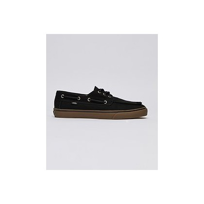 Chauffer Shoes in Black/Gum by Vans