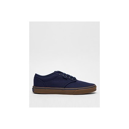 "Atwood Shoes in ""Navy/Gum""  by Vans"
