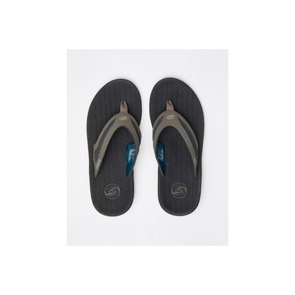 Flex Sandals in Dark Grey/Mid Blue by Reef