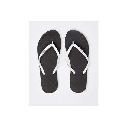 Viva Tone Thongs in Black/White by Roxy