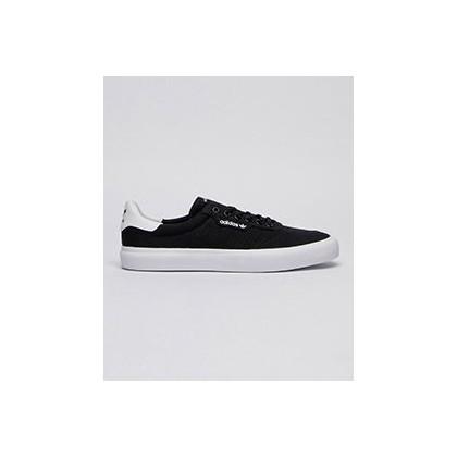 3MC Shoes in Core Black/Core Black/Wht by Adidas