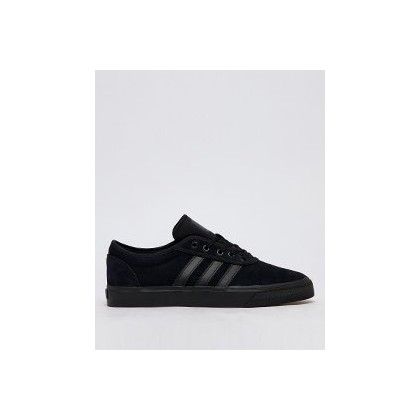 AdiEase Shoes in Core Black/Core Black/Cor by Adidas