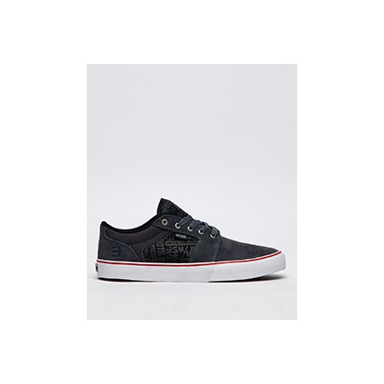 "Barge Mulisha Shoes in ""Grey/Black/White""  by Etnies"