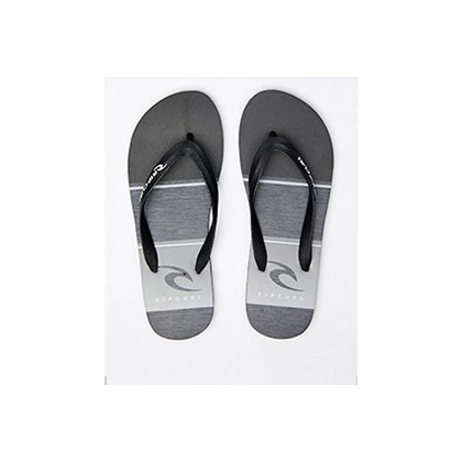 "Hawkeye Thongs in ""Black""""Navy""  by Rip Curl"